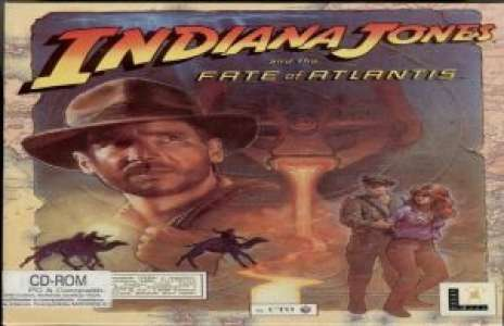 Rétro: Solution pour Indiana Jones and the Fate of Atlantis