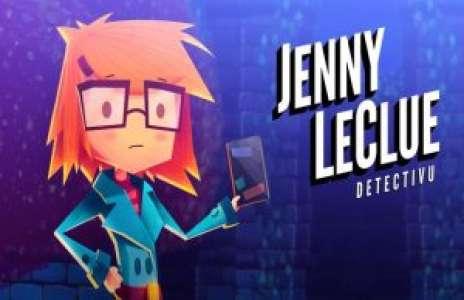 Solution pour Jenny LeCLue, détective, enquête, meurtre !