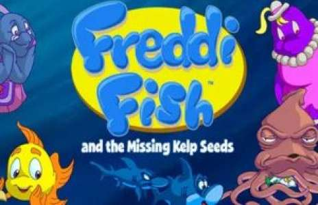 Rétro: Solution Freddi Fish and the Case of the Missing Kelp Seeds