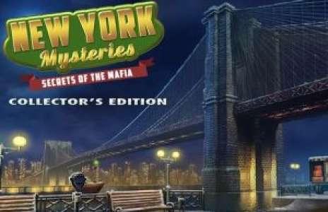 Solution pour New York Mysteries Secrets of The Mafia