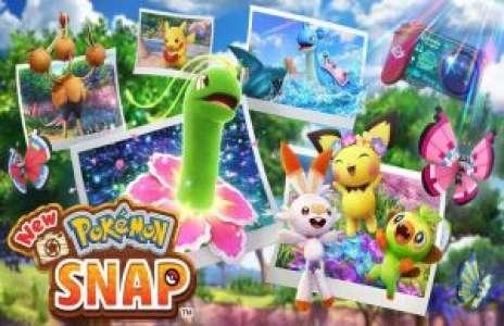 Solution pour New Pokémon Snap, prenez de belles photos