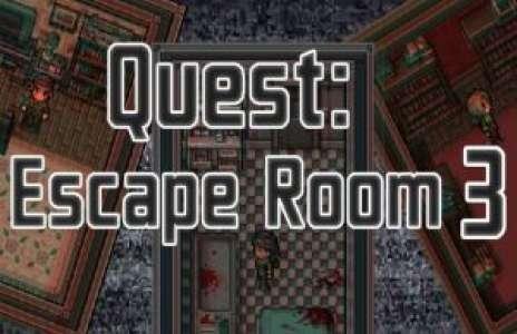 Solution pour Quest Escape Room 3, 3 fins à découvrir