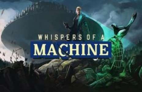 Solution pour Whispers of a Machine, aventure complotiste