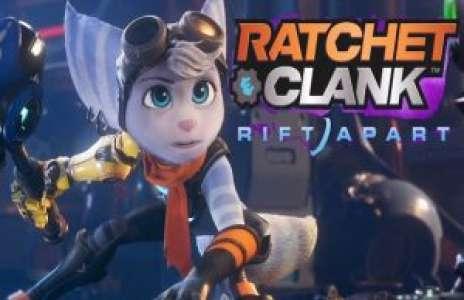 Solution pour Ratchet and Clank Rift Apart, exclue PS5