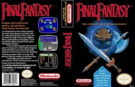 Rétro: Solution pour Final Fantasy, la naissance d'une saga