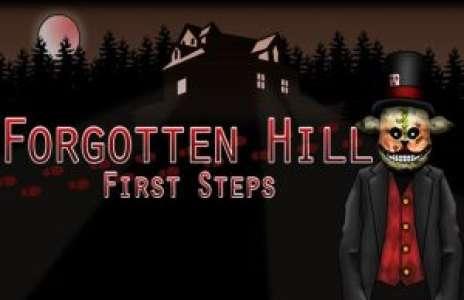 Solution pour Forgotten Hill First Steps, nouveaux secrets