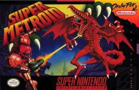Rétro: Solution pour Super Metroid sur Super Nintendo