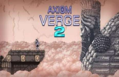 Solution pour Axiom Verge 2, metroid-like plutôt sympa