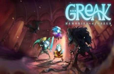 Solution pour Greak Memories of Azur, aventure à trois