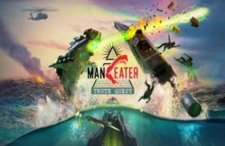 Solution pour Maneater DLC Truth Quest, retour du requin tueur