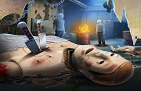 Solution pour Scary Horror 2, jeu d'escape et d'horreur