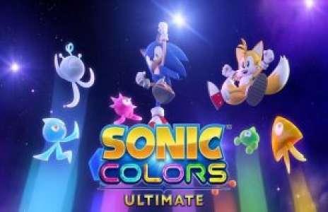 Solution pour Sonic Colours Ultimate, meilleur en tous points !