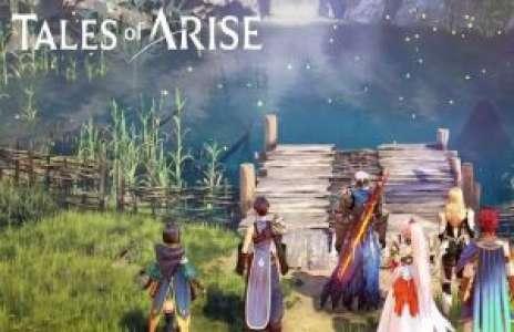 Solution pour Tales of Arise, retour au sommet pour la série
