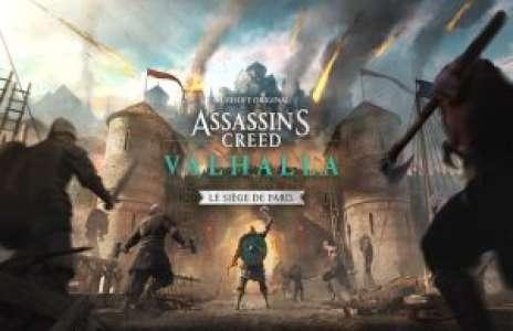Solution pour Assassin's Creed Valhalla DLC Le siège de Paris