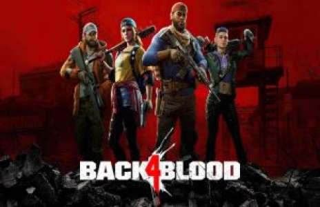 Solution pour Back 4 Blood, nettoyage complet