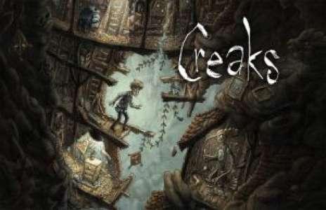 Solution pour Creaks, un jeu de plateforme et de réflexion