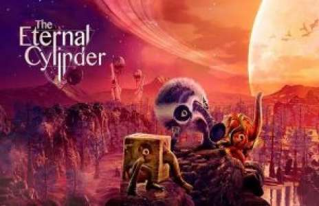 Solution pour The Eternal Cylinder, exploration d'un monde