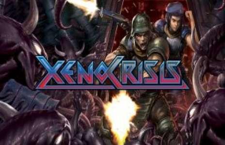 Rétro: Solution pour Xeno Crisis, un shoot them up rétro très réussi